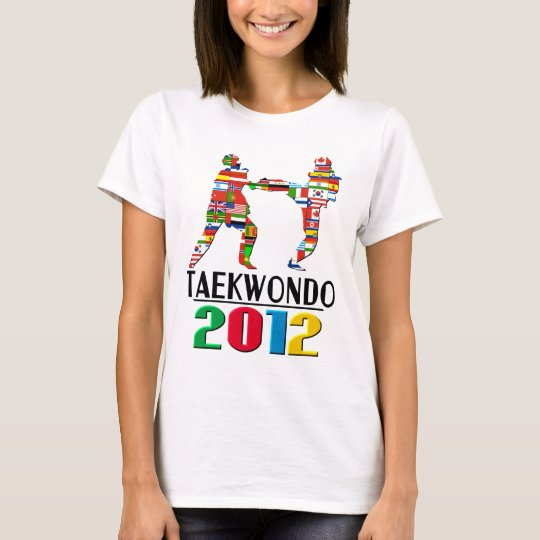 2012: Taekwondo T-Shirt