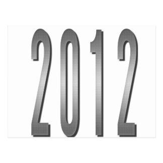 2012 POSTAL