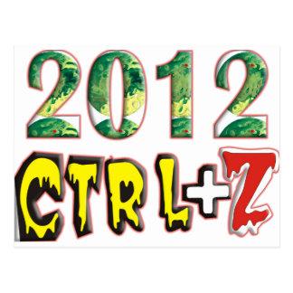 2012 TARJETAS POSTALES