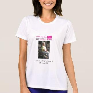2012 Team Dance in the Rain - Kendra's Sample T-Shirt