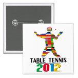 2012: Tenis de mesa Pins