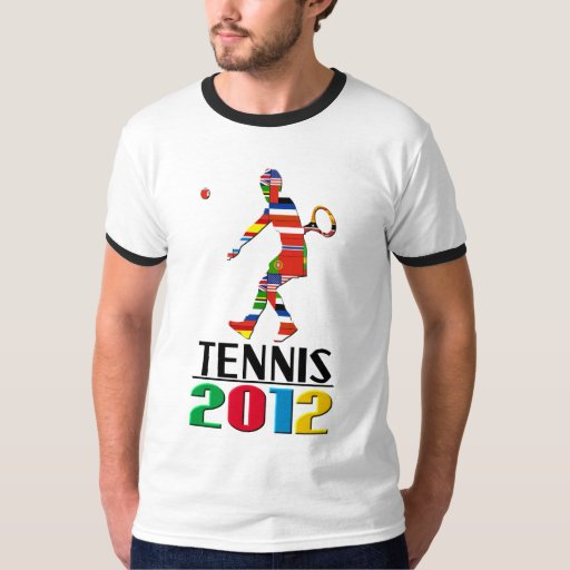 2012: Tennis T-Shirt