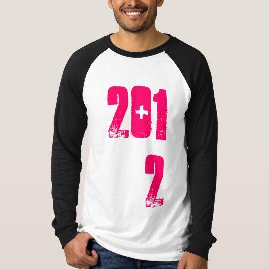2012 The Four Horsemen Ride T-Shirt