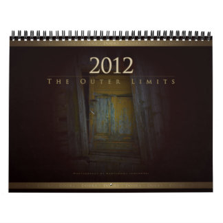 2012 The Outer Limits: Doors - Calendar