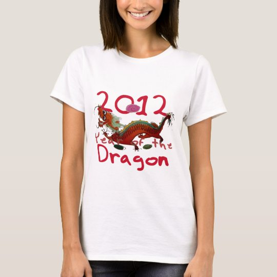 2012 - The Year of the Dragon T-Shirt