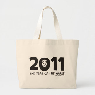 2012 - The Year of the Nurse Tote Bag