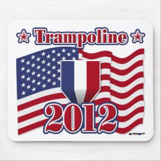 2012 Trampoline Mousepads
