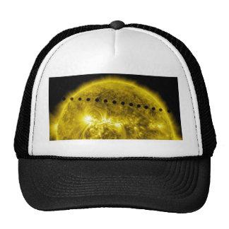 2012 Transit of Planet Venus Across the Sun Mesh Hat