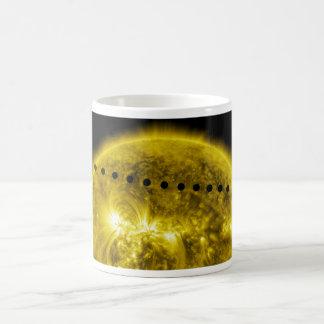 2012 Transit of Planet Venus Across the Sun Coffee Mug