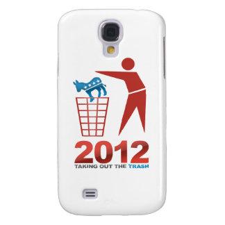 2012 Trash Dems Galaxy S4 Cases