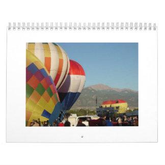 2012 Unique Photo's Calender Calendar