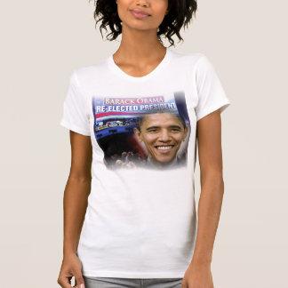 2012 US President Barack Obama re-Election Tee Shirt