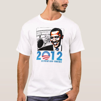 2012 US Presidential Elections T Shirt