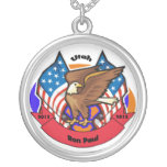 2012 Utah for Ron Paul Custom Necklace