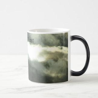2012 Venus Transit 11 Oz Magic Heat Color-Changing Coffee Mug