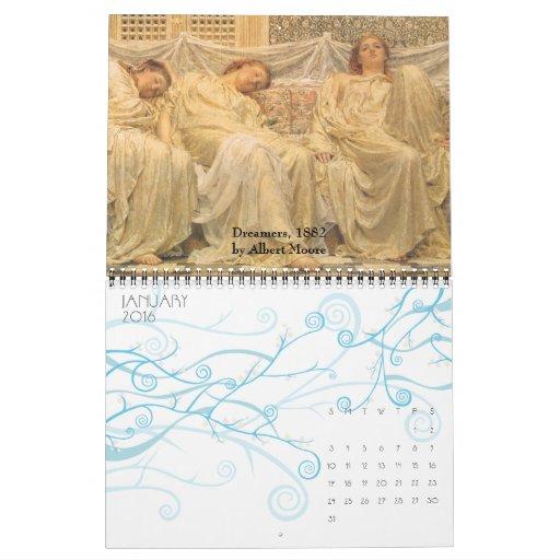 2012 Victorian Art Calendar