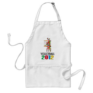2012: Volleyball Aprons