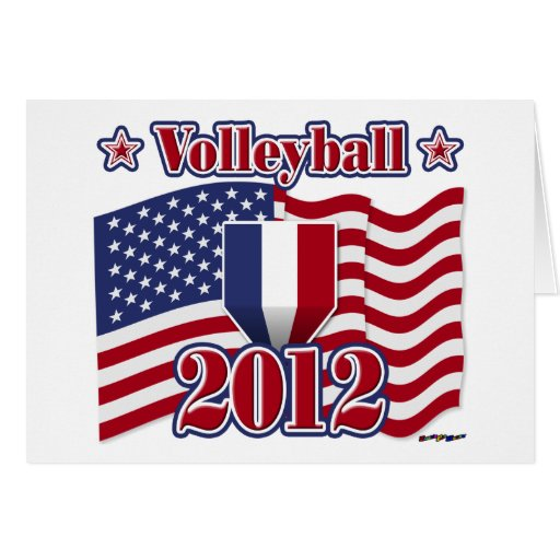 2012 Volleyball Card
