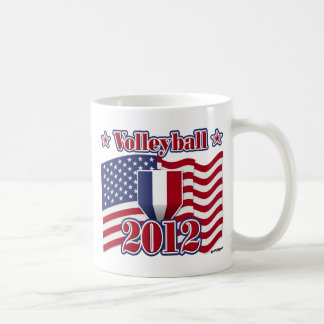2012 Volleyball Coffee Mug