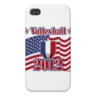 2012 Volleyball iPhone 4/4S Case