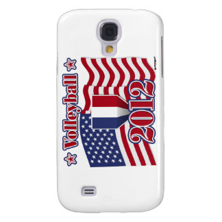 2012 Volleyball Samsung Galaxy S4 Cover