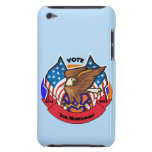 2012 Vote for Jon Huntsman iPod Touch Covers