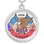 2012 Vote for Jon Huntsman Pendants