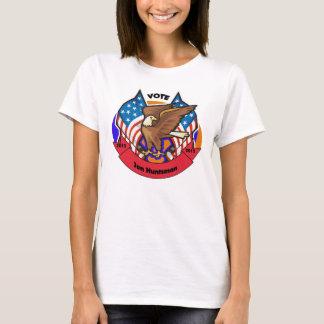 2012 Vote for Jon Huntsman T-Shirt