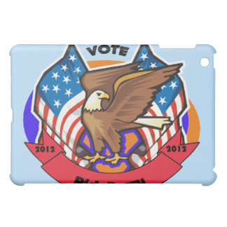 2012 Vote for Rick Perry iPad Mini Covers