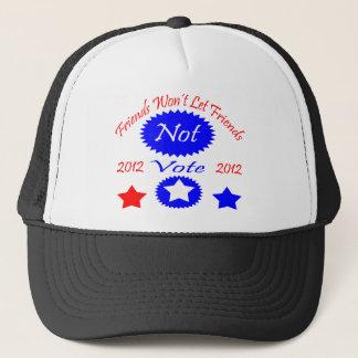 2012 Vote Hats