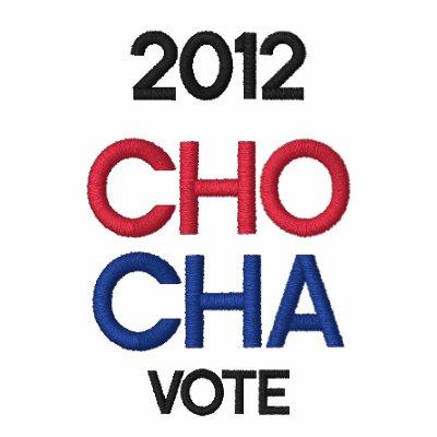 2012 VOTO DE CHO CHA