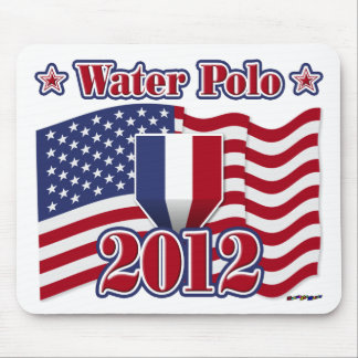 2012 Water Polo Mouse Pad