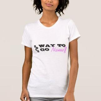 2012 way to go name shirt