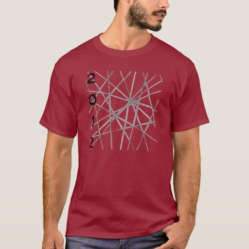 2012 Web Of Chaos (Front/Back) T-Shirt