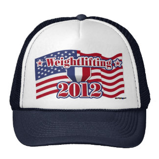 2012 Weightlifting Hat