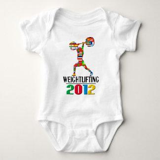 2012: Weightlifting Tee Shirt