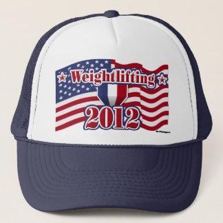 2012 Weightlifting Trucker Hat