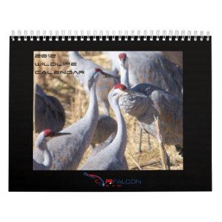 2012 Wildlife Calendar