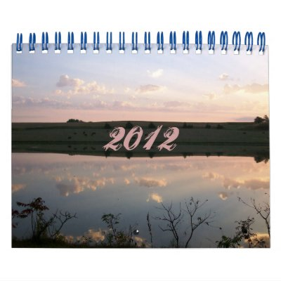 2012 Will Be A Year To Reflect On Calendars