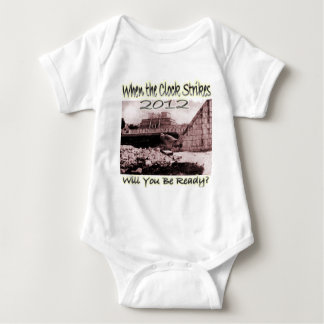 2012 Will You Be Ready Baby Bodysuit