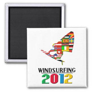 2012: Windsurfing Magnet