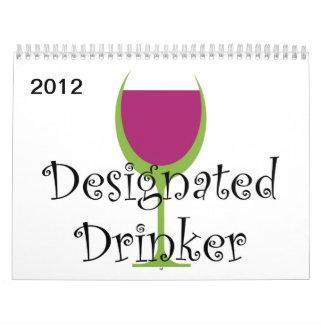 2012 Wine Calendar