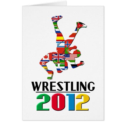 2012: Wrestling Card