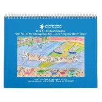 2012 WSSC Art Contest Calendar