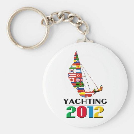 2012: Yachting Keychain