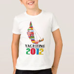 2012: Yachting T-Shirt