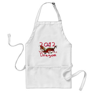 2012 - Year of th Dragon Aprons