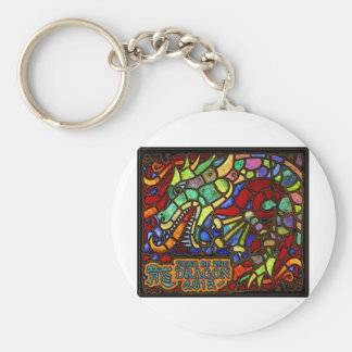 2012 year of the dragon keychains
