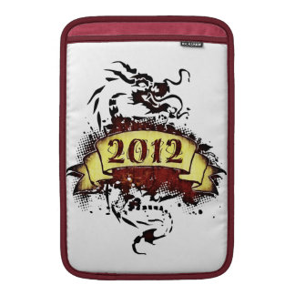2012 - Year of the Dragon - Macbook Air Sleeves