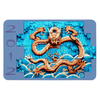 2012 Year of the Dragon Magnet